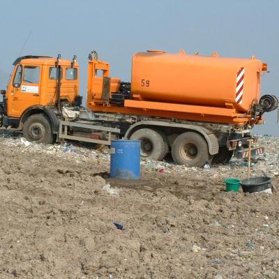 Bereich Umwelttechnik
